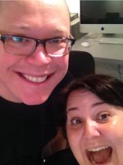 Nate Larson & Marni Shindelman